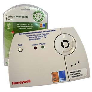 Honeywell SF450EN Detector