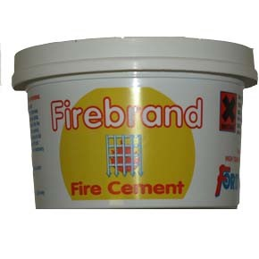 Fire Cement 500g tub (Single)