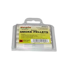 Smoke pellets tub of 10 (burn time 30 secs)