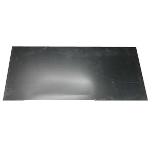 "8"" inch Register plate - plain 900mm x 600mm"