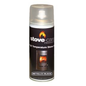 Stovebright HTP - Metallic Black 6309
