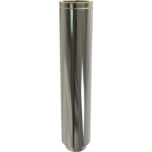 "6"" inch Twin Wall flue Starter Length 940mm (147)"