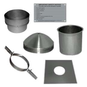 "7"" inch Installation Pack No. 701 - (180mm, P/C/PS/N/CNP/MAE)"