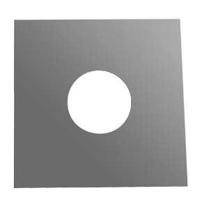 "6"" inch Top Plate x 150mm"