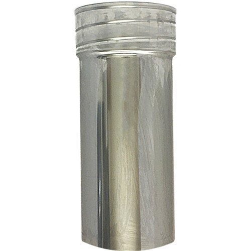 Screwfix fleaxible flue liner adaptor with long tail