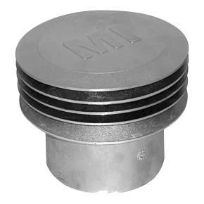 """5"""" inch Aluminium Cast Terminal"""