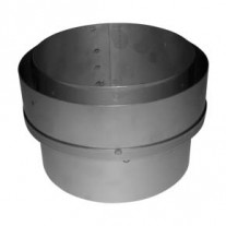 "5"" inch Gas liner adapter"