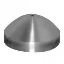 Nose Cone (Aluminium) x 100mm