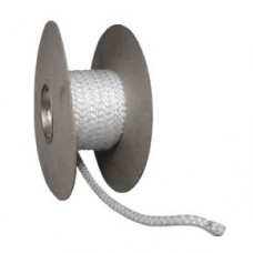 Std Ceramic Fibre rope for stove doors 25m  drum - 10mm
