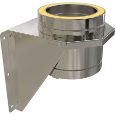 Adjustable base support in stainless