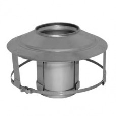 Pot Hanger c/w AD Cowl (S/Steel) x 150mm