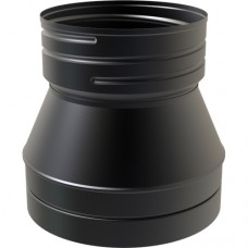 "6"" inch Twin wall flue to flexible flue liner adaptor"