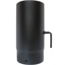 "6"" inch 250mm Pipe with built in damper"